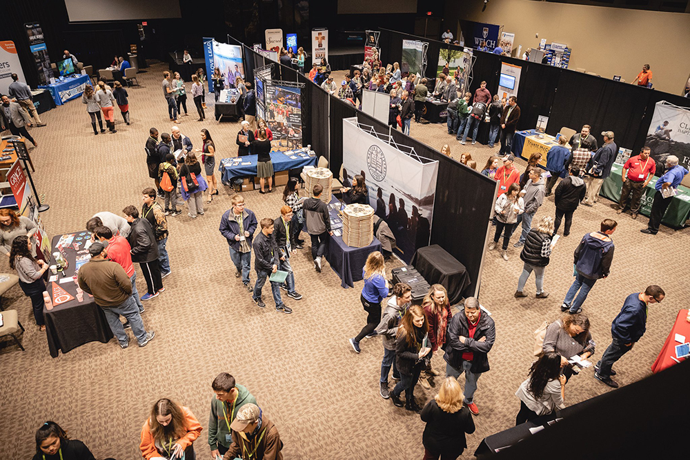 2018 Creation College Expo at the Creation Museum