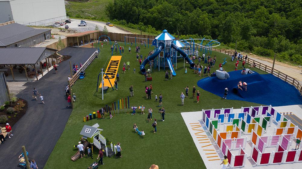 Ark Encounter Playground