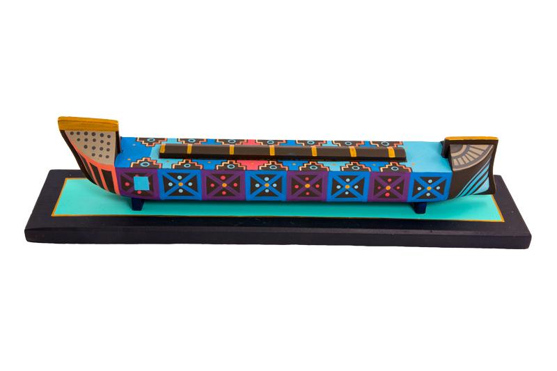 Oscar Nava's Replica Ark