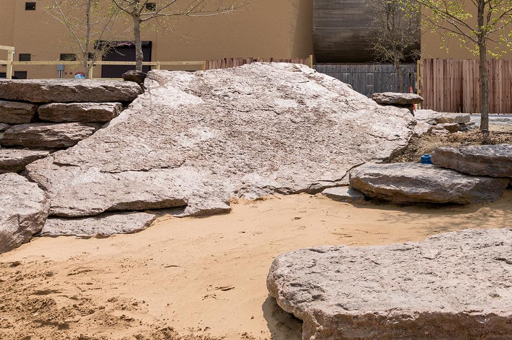 Goat Mountain at Ararat Ridge Zoo