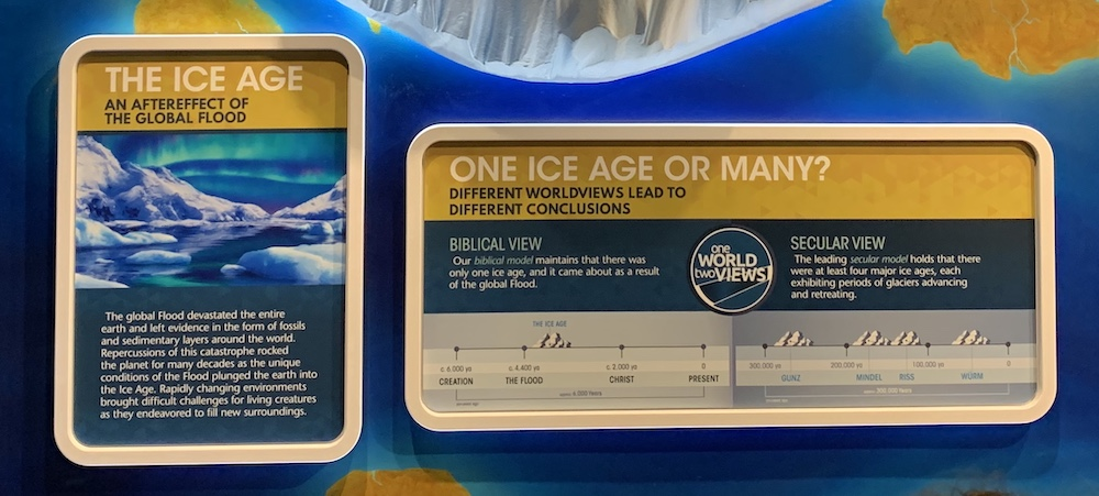 One or Many Ice Ages?