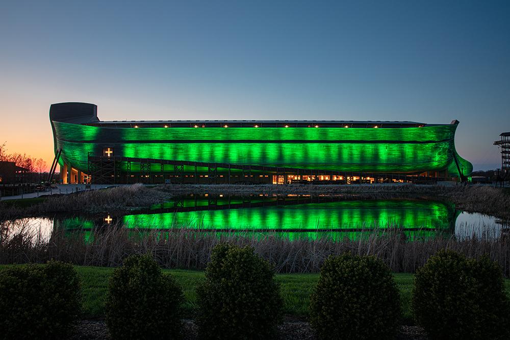 Green Ark Encounter