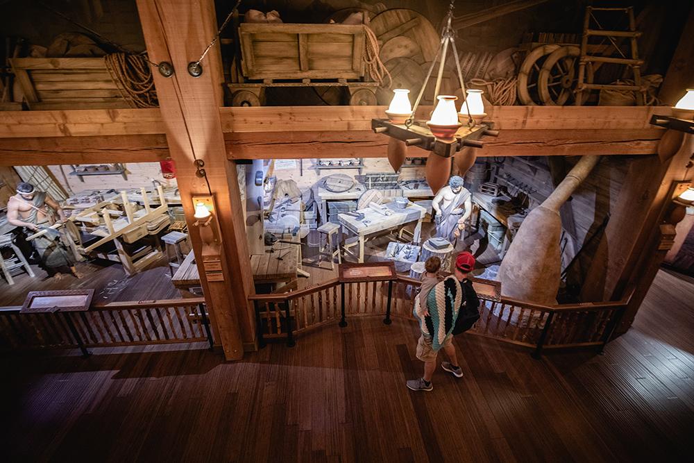Guests at Ark Encounter