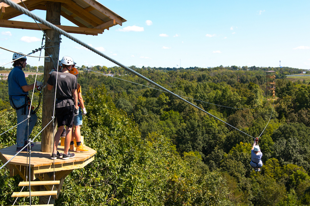 Screaming Eagle Aerial Adventure