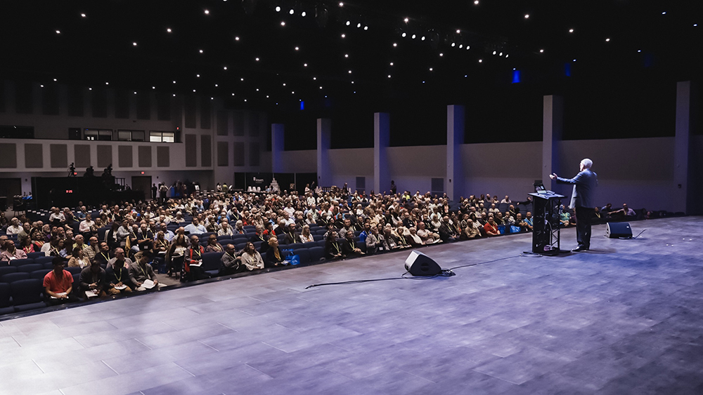 Ken Ham Speaking at the 2019 Answers for Pastors and Leaders