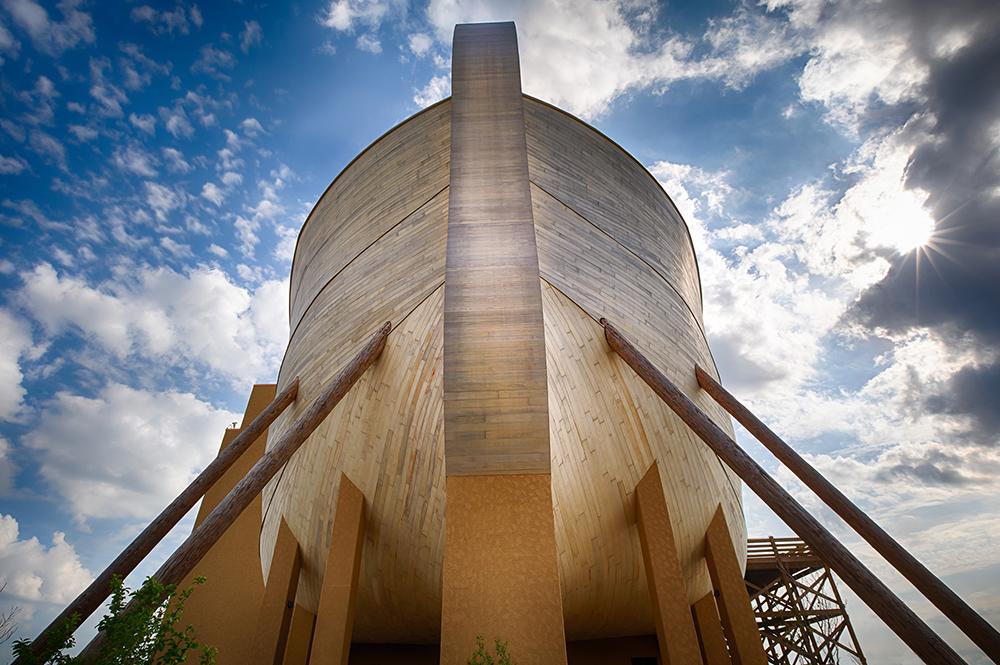 Ark Encounter Exterior