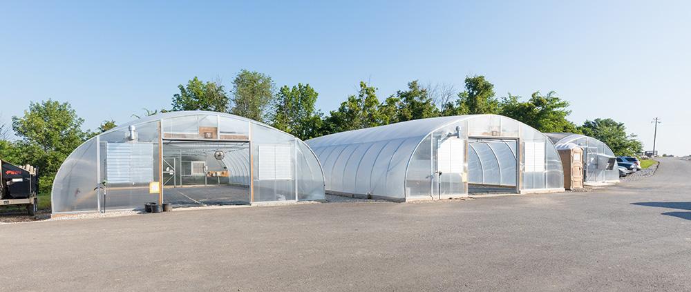 Ark Encounter Greenhouses