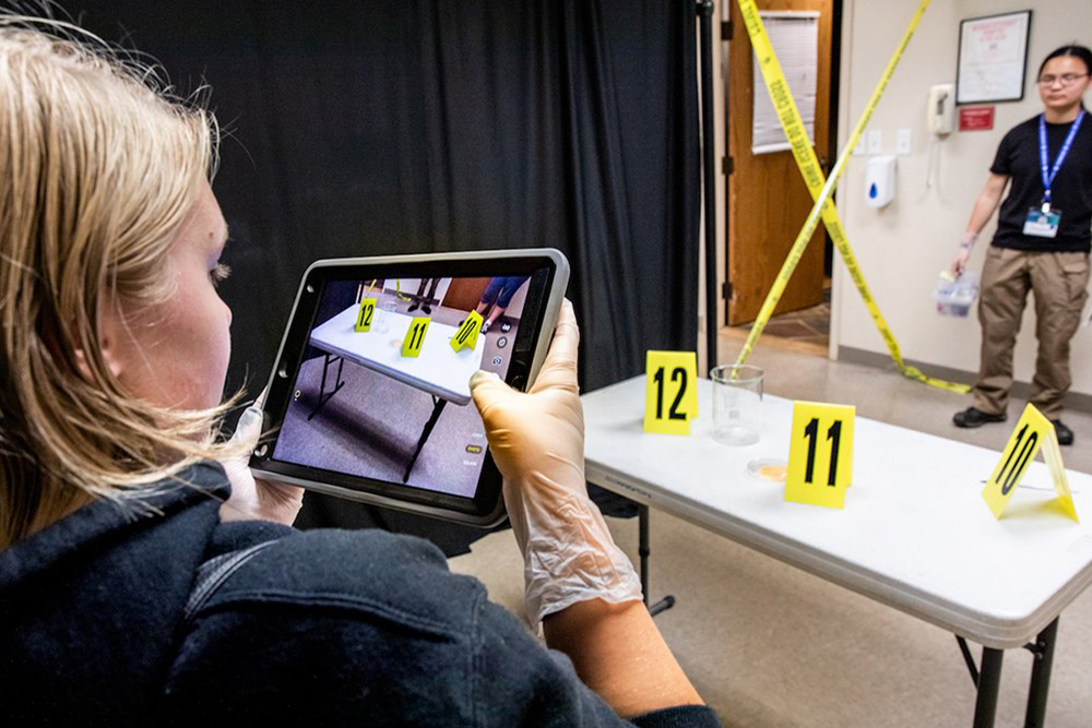 Explore Forensics