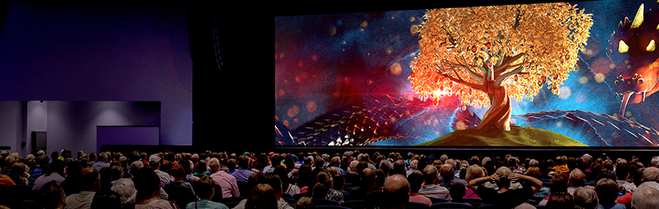Encounter the Wonder in Our 4D Special Effects Theater