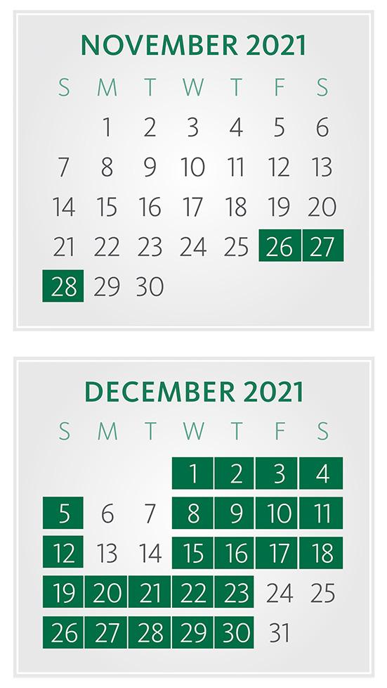 ChristmasTime Calendar
