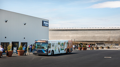 Answers Center at the Ark Encounter Now Open!