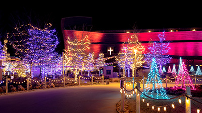 Merry Christmas from the Ark Encounter!