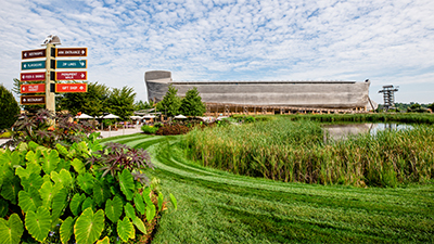 Service Animals at the Ark Encounter & Creation Museum