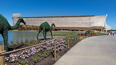 Thankful for One Year at the Ark Encounter