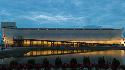 Five Reasons to Visit the Ark Encounter This Fall