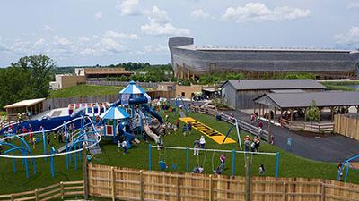 Ark Encounter Playground Now Open!
