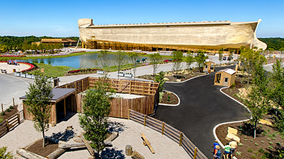 Enjoy Family-Friendly Summer Weekends at the Ark Encounter