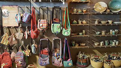 Unique Fair Trade Goods Sold at Ark Encounter Benefit People Around World