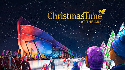 Save the Date for ChristmasTime at the Ark