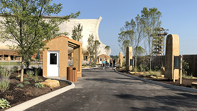 East Village Now Open at the Ark Encounter