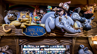Fairy Tale Ark Debunked