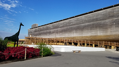 Glice® Skating Rink Now Open at the Ark Encounter