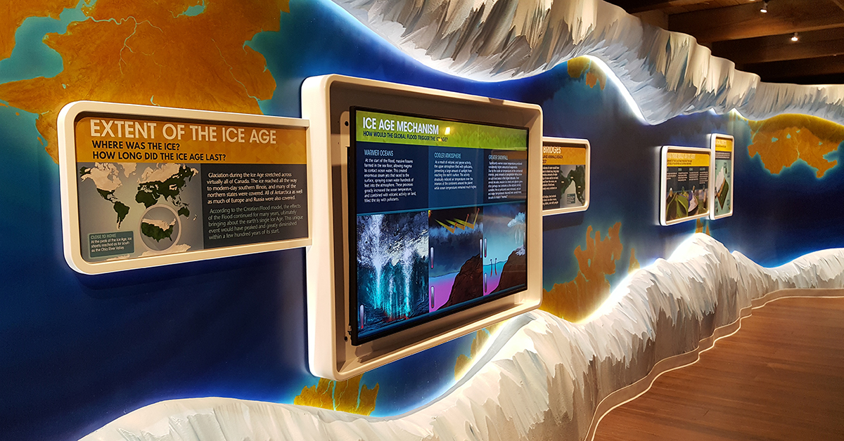 The Importance of the Ice Age Today