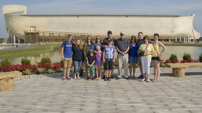 Who Has Visited the Ark Encounter?