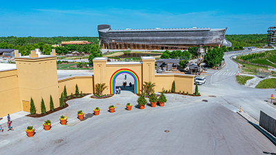 Ark Encounter Sees Record Crowds, Announces Future Expansion Plans as It Marks 5th Anniversary