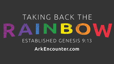 6 Rainbow-Themed Items to Take Home from the Ark Encounter