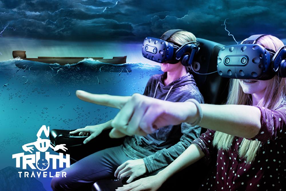 Truth Traveler Virtual Reality