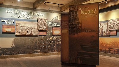How Can You Learn More About Noah?