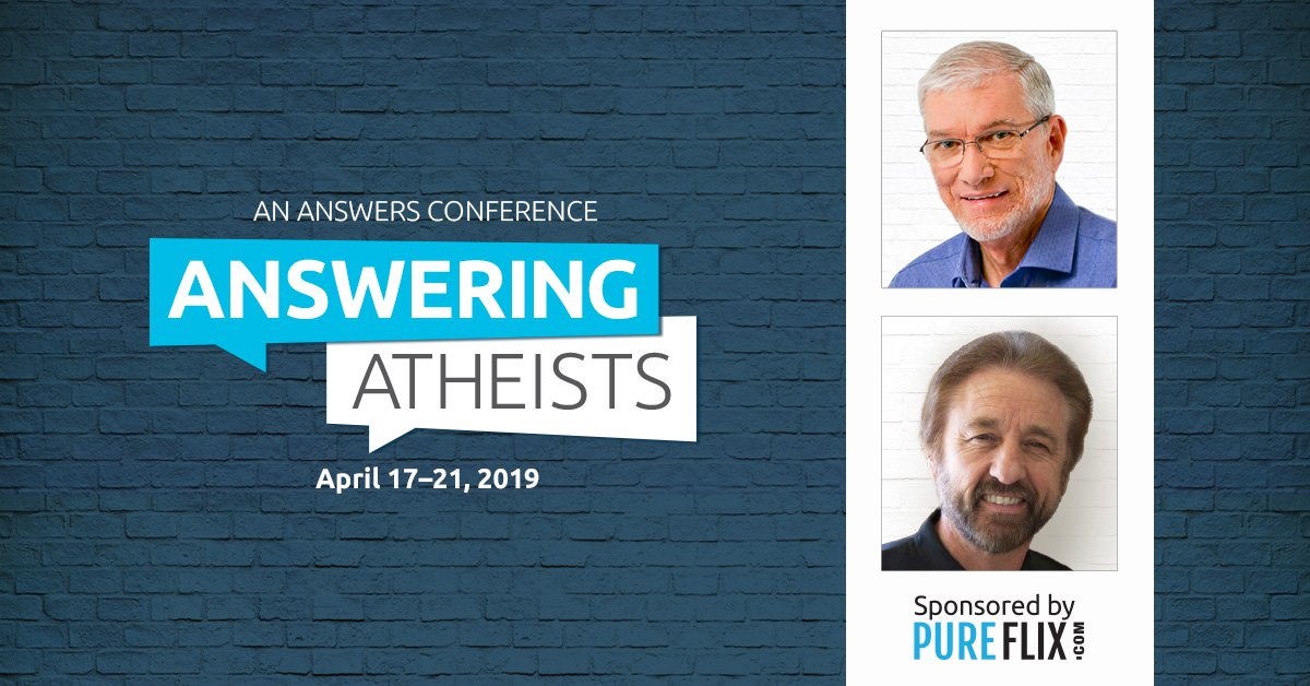 Answering Atheists conference at the Ark Encounter