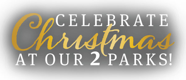 Celebrate Christmas at Two Parks