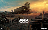 Ark Encounter Wallpaper Lumber Construction
