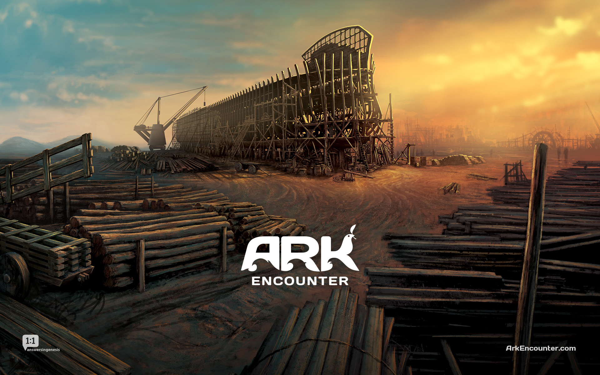 Videos And Images Ark Encounter