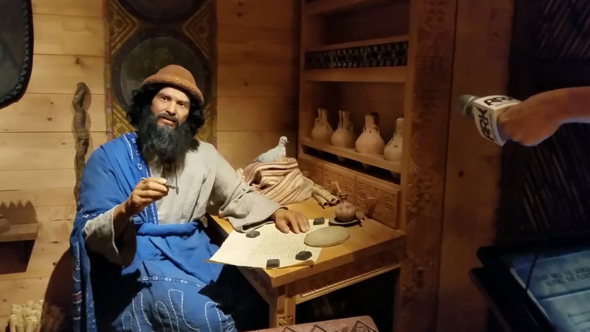 Interviewing Noah: What Was the World Like Before the Flood?