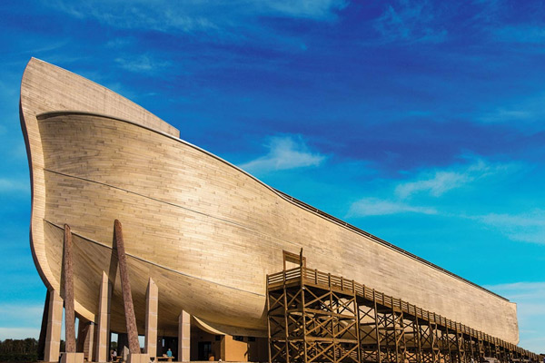 About The Life Size Noahs Ark