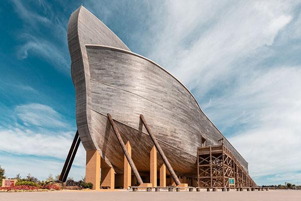 Full-Size Noah's Ark