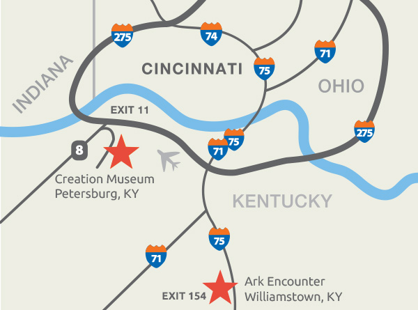Plan Your Visit to the Ark Encounter and the Creation Museum | Ark Ky Road Map Exits on knox county ne platte map, ky zip code map, lebanon ky map, florence ky map, ky district map, ky river map, ky pipeline map, louisville map, ky weather map, ky city map, ky snow map, ky co map, ky tn map, paducah ky map, ky airport map, nicholasville ky map, kentucky map, ky parkways map, ky state map, ky hwy map,