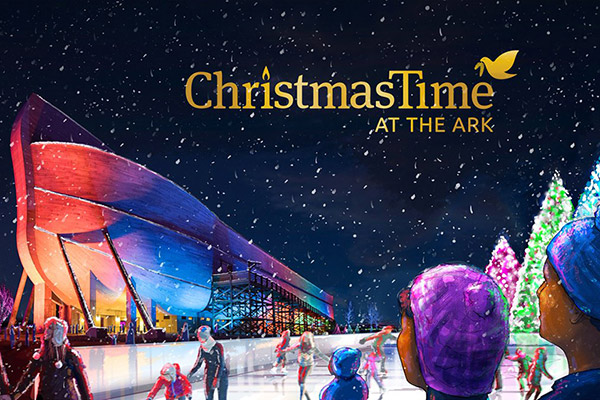 ChristmasTime at the Ark
