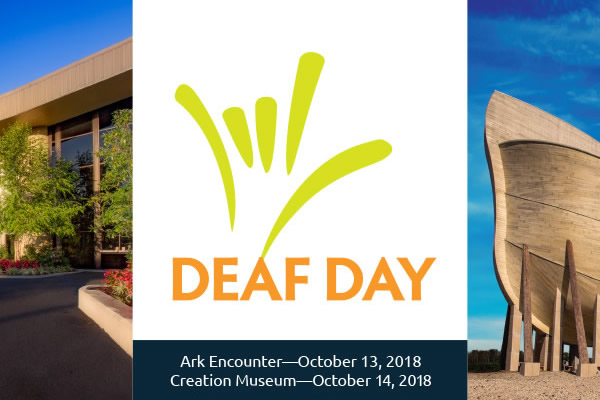 Deaf Day at the Ark Encounter