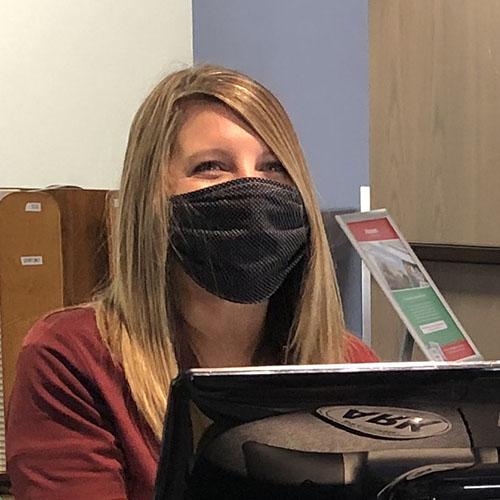 Staff Masks & Gloves