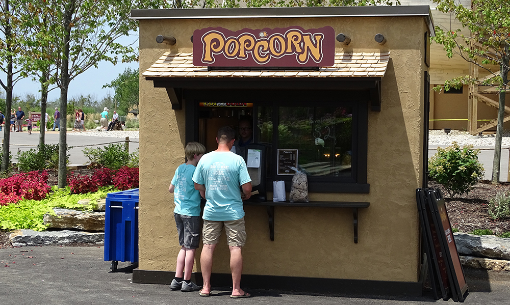Popcorn Kiosk