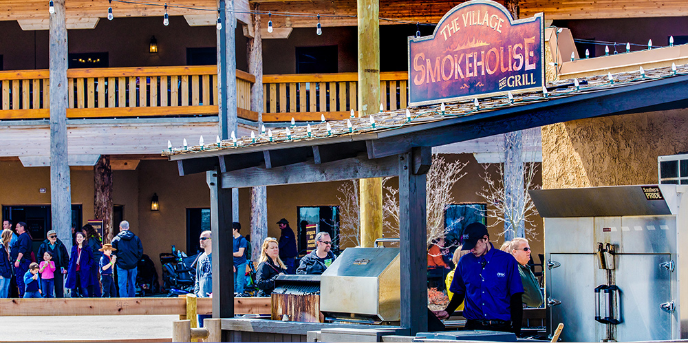The Village Smokehouse and Grill